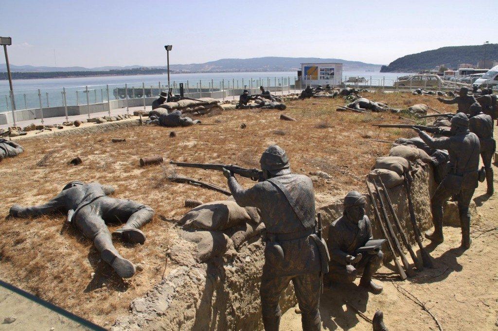 Çanakkale Savaşları
